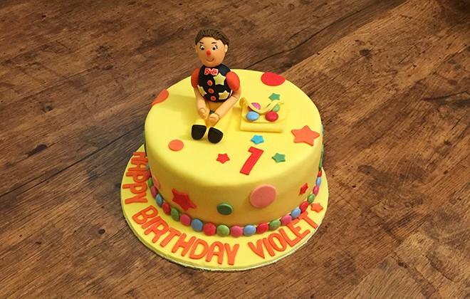 Mr. Tumble Cake